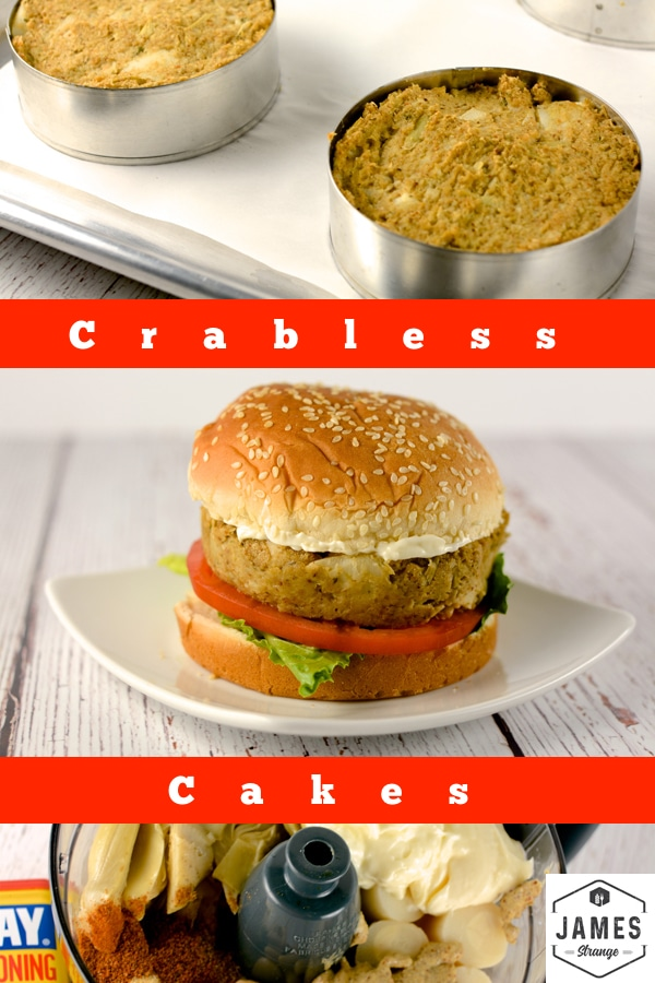 Crabless Cakes