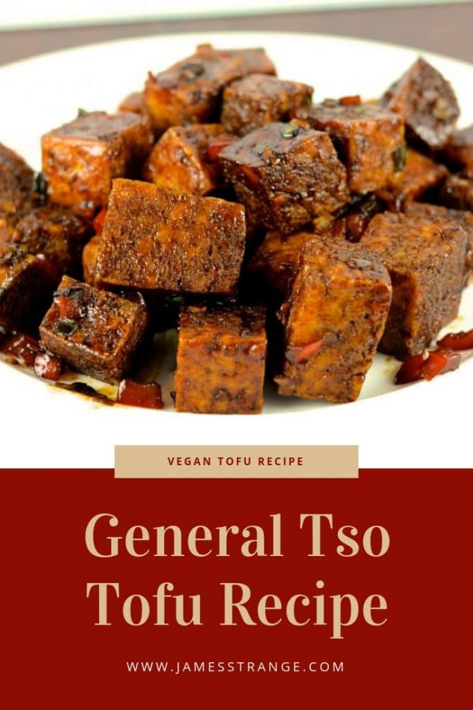 General Tso Tofu Recipe