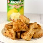 "Fried jackfruit ""chicken"" nuggets"
