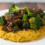 Pan Fried Noodles With Soy Curls